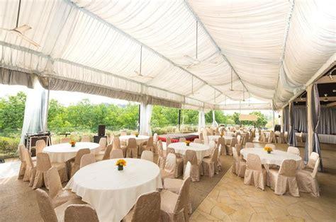 classy wedding restaurants  tie  knot  singapore