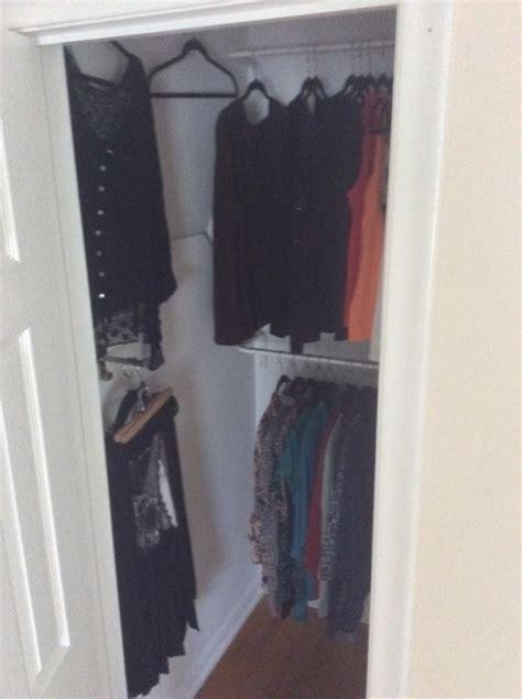 ft deep ft wide closet