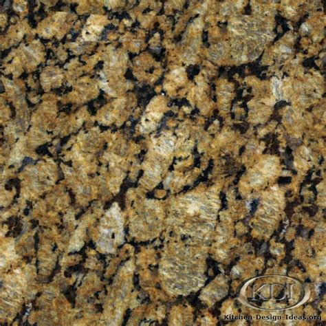 granite countertop colors gold granite