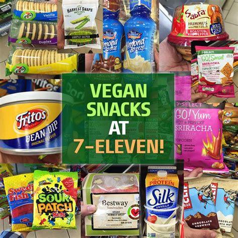 eleven    stop shop    vegan