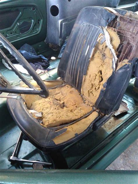long lost crushed bullitt stunt car
