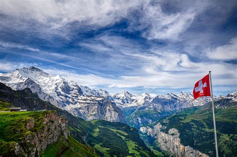 The 10 Most Beautiful Towns In Switzerland