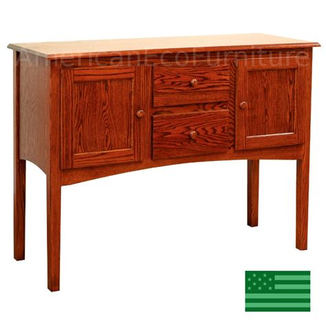 Sherwood Sideboard by Amish Sherwood Sideboard Solid Wood Made In Usa