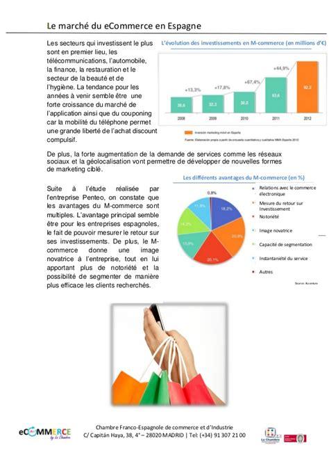 chambre de commerce et d industrie 92 nouveau dossier 2014 le marché du ecommerce en espagne