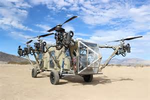 military personal drones