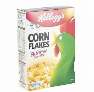 Kellogg S Corn Flakes Nutrition Facts Uk - Nutrition Ftempo