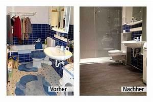 Bad Vorher Nachher : bad sanierung modernisieren die clevere teilsanierung vom profi ~ Markanthonyermac.com Haus und Dekorationen