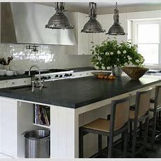 Soapstone Kitchen Countertops  Transitional  Kitchen