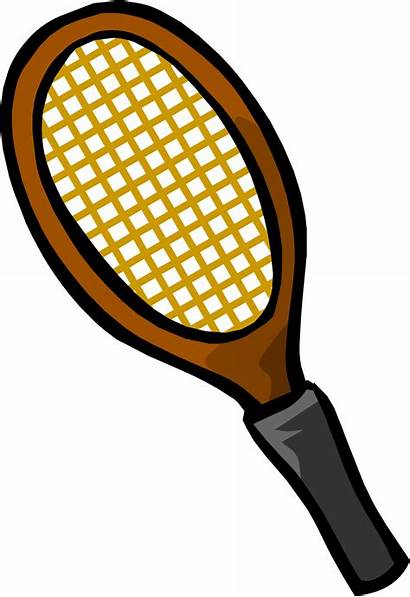 Tennis Racket Clipart Icon Animated Wiki Transparent