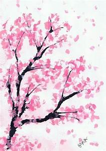 Sakura Tree by UlurNaga on DeviantArt