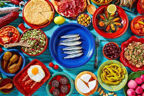cuisine espagnol apéritif et amuse bouche cuisine espagnole recettes