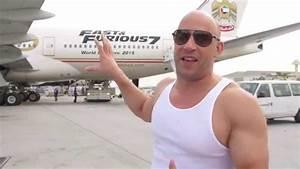 Vin Diesel Fast And Furious : furious 7 vin diesel interview at fast furious 7 lax event youtube ~ Medecine-chirurgie-esthetiques.com Avis de Voitures