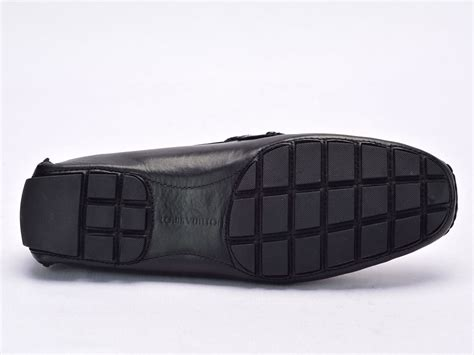 batam branded sepatu louis vuitton monte carlo moccasin calf hitam sp73ds8 9