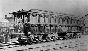 Lincoln's funeral train car landed in Minnesota, before ...