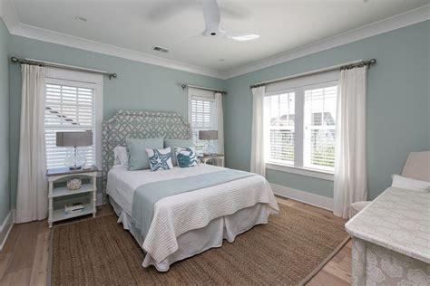 Serene Coastal Bedroom  Mahshie Custom Homes Beautiful