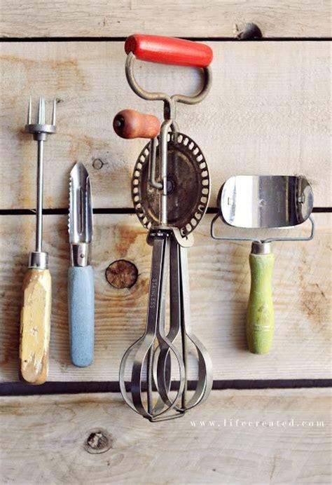lifecreated blog vintage kitchen utensils  blog
