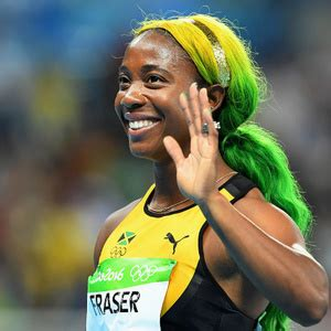 His net worth is estimated at $1.1 billionaire by forbes and celebrity net worth. Shelly-Ann Fraser-Pryce Net Worth | Celebrity Net Worth
