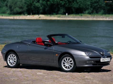 Pictures of Alfa Romeo Spider 916 (1998–2003) (1600x1200)