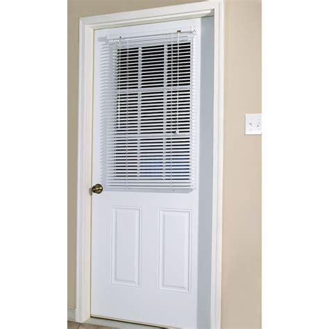 mini blinds for doors skotz manufacturing white magnetic mini blind for steel 9170
