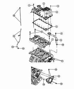 2014 Jeep Wrangler Rubicon 3 6l V6 A  T 4x4 Gasket  Oil Pan