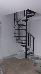 Escalier Sur Mesure Prix : escalier colima on sur mesure premier prix ferronnerie ~ Edinachiropracticcenter.com Idées de Décoration
