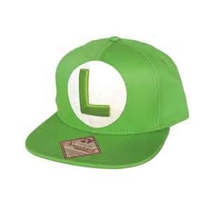 luigi green l cap