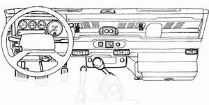 Defender Dashboard  Dash  Electrical Guages  Switches