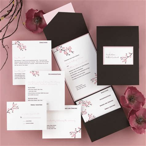 cheap wedding invitation kits diy wedding invitation kit template best template collection