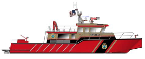 Fireboat Names by S Damrell Boston S New 70 Fireboat Gcaptain