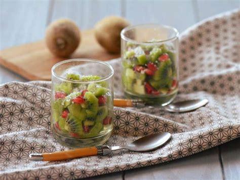 cuisine simple et saine recettes de kiwis et cuisine saine