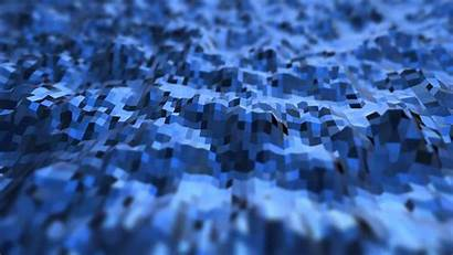 4k 3d Geometry Moving Background