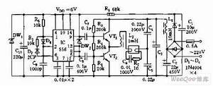 Philips Electronic Ballast Circuit Diagram