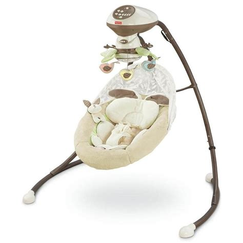 Fisher Price Swing by Spotlight Product Review Fisher Price Cradle N Swing