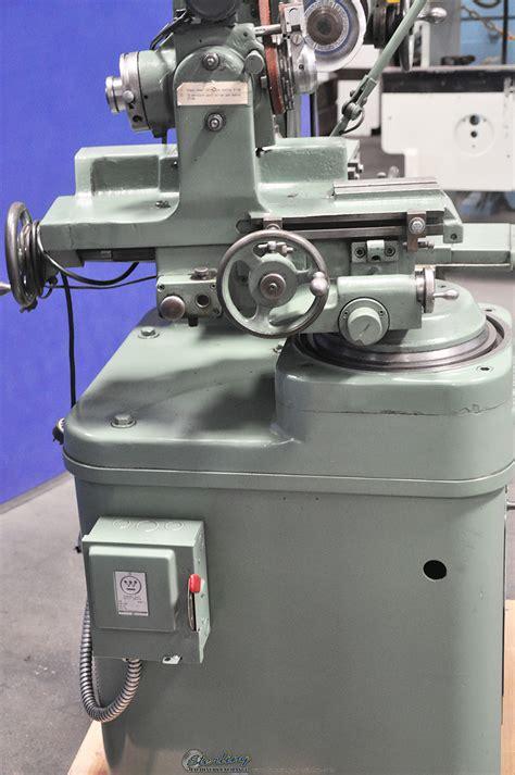 cincinnati monoset cutter tool grinder