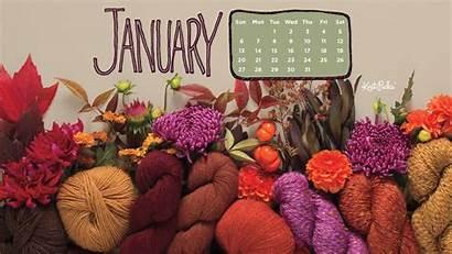 Calendar January Desktop Knitpicks Background Jan Downloadable