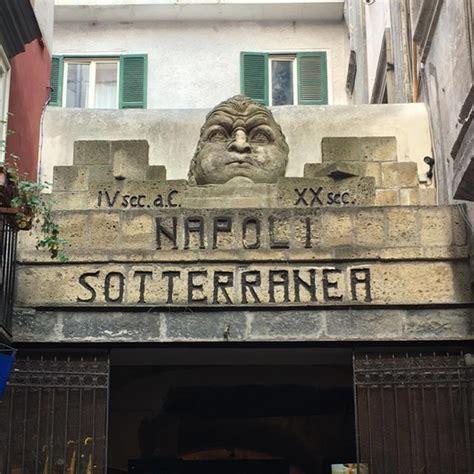 Ingresso Napoli Sotterranea by Napoli Sotterranea Incastri Perfetti