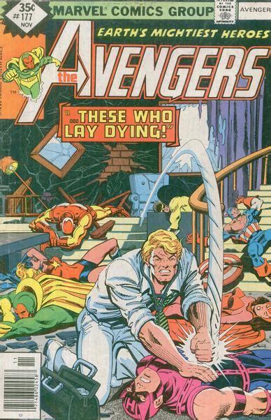 avengers vol   marvel comics
