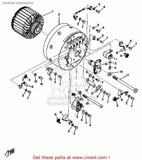 yamaha dt 125 cdi wiring diagram wiring diagram