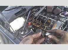 Easy install diy rb pcv valve n54 335i YouTube