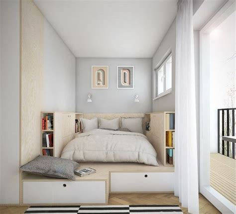 deco chambre petit espace les 25 meilleures idées concernant décoration de