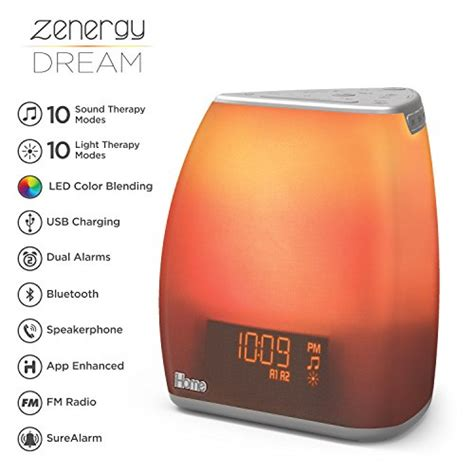 The 7 Best Wake-Up Light Therapy Alarm Clocks of 2020