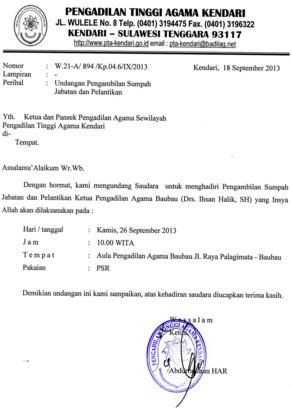 materi bahasa indonesia smp menulis surat dinas