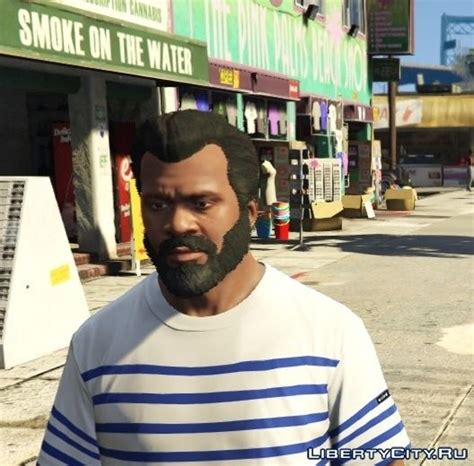 haircuts and beards for franklin for gta 5