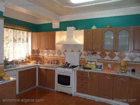 Fabricant De Cuisine Equipee En Algerie by Vente Maison Alger 300 M2