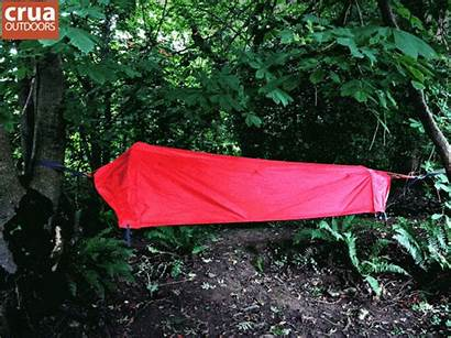 Crua Hybrid Outdoors Tent Hammock Even Kickstarter