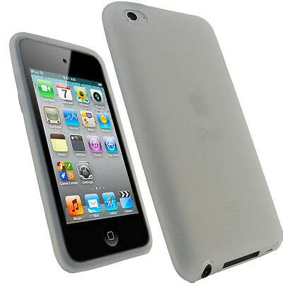 clear silicone skin case  apple ipod touch  gen  itouch cover bumper  ebay