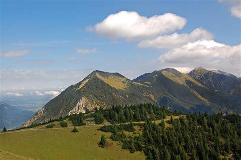 wank mountain  garmisch partenkirchen thousand wonders