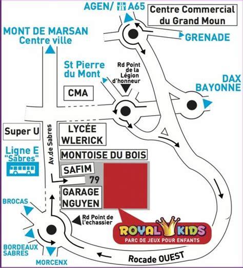 mont de marsan royal