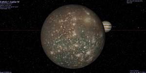Callisto - Planetpedia