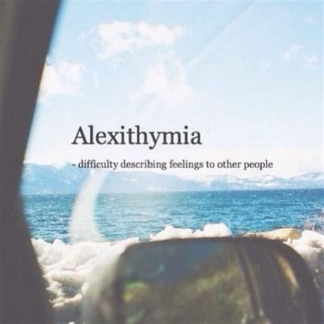alexithymia pictures   images  facebook